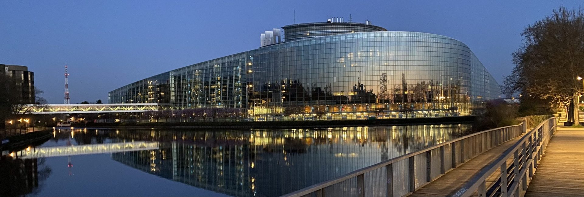 parlement européen matin